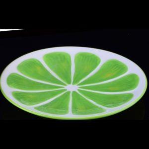 💚3/20$5/25💚LIME SLICE RING DISH/trinket tray